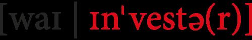 ynvestor-lautschrift